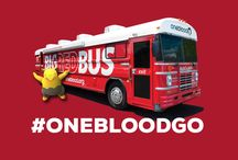 Pokémon Go Contest / Now through Monday, August 1. Pokémon Go fans! Send us a screenshot of a Pokémon at a Big Red Bus, OneBlood Donor Center or with a blood donor. Enter by posting the picture on your social media channel and use #OneBloodGo and send your picture to SocialMedia@OneBlood.org . Must be at least 18 to enter.