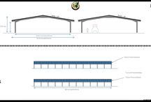 hangar photovoltaïque