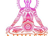 >> YOGA << / May all beings be happy