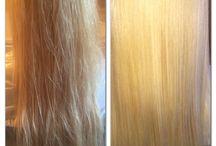 Keratin Hair Straight / Tratament cu keratina pentru indreptarea SEMIPERMANENTA a parului