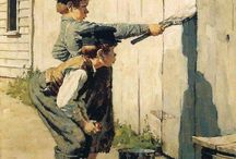 GOLDEN AGE: NORMAN ROCKWELL
