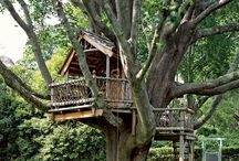 tree houses / by Karin P