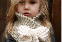 Malhas - Crianças / Boinas, cachecóis, golas, caneleiras, casacos, camisolas