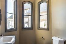 Legend Homes Bathrooms
