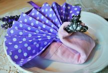 Napkin folding Video / More than 50 Napkin folding Video tutorial