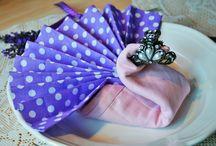 Napkin folding Video / More than 50 Napkin folding Video tutorial