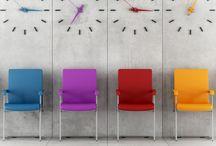 Oficinas que inspiran / Pinturas Montana te ofrece ideas para que decores tus oficinas.