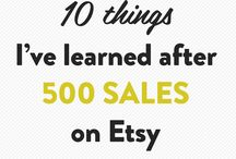 Etsy Selling