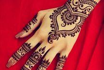 henna & testfestés