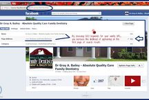 Facebook Simplicity  / Facebook is so simple to use....Or is it? Each pin is a little something extra that you can do to optimize your Facebook Business Page.