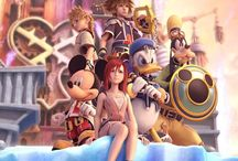 Kingdom Hearts / Disney + Square Enix = one epic game :) / by Caitlin W
