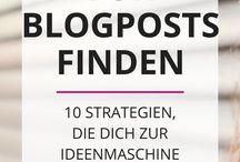 Blogtips / #wie blogge ich effektiv?, #Tips rund ums Bloggen, #how to blog effectively, #tips all about blogging