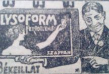 Retro hirdetések / Régi újságokban talált érdekes reklámok/hirdetések