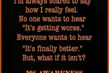 MS awareness :) / by Jennie Pack