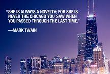 Chicago <3. / by Stephanie A.