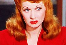 Glamour Girls-Lucille Ball