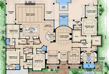 Ev zemin planları