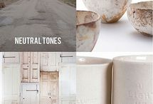 SAND STONE_ / Paleta natural simpleza sofisticada piedra arena