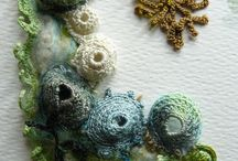 coral reef textiles
