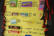 Candy Bar Posters