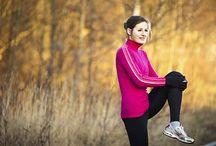 Спорт / Все для бега и не только