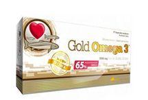 Omega-3 / Mindig nézd meg az 1 kapszulában található EPA és DHA zsírsavak mennyiségét!