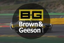 Brown and Geeson