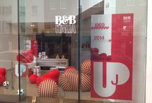 IT'S TIME 4 CHRISTMAS WITH #UPJ @ B&B ITALIA STORE