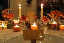 Harvest DYI decoration ideas