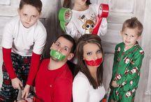 Christmas Family Poses