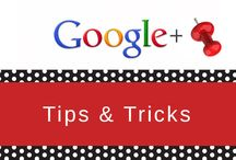 GOOGLE+ TIPS / Wondering what Google plus is all about? Discover how tos and tips that big brands and small businesses must know.  / by PuTTin' OuT Social Media Marketing