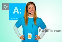Answers in bizbilla / Our experts are full of valuable knowledge and will be ready to help you with any question