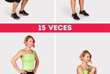 cola ejercicios