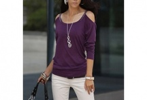 blusas, camisetas / by Paty Hernandez