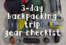 Camping & Hiking Preparation / What to Pack & Prepare for the Ultimate Trip away