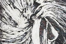 Kunst auf Leinwand / Künstler: Hedley Snyman