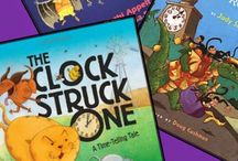 Telling Time / Fun ideas to teach time in grades 2 and 3