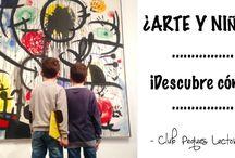 Arte y niños