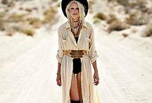Gypsy desert warrior