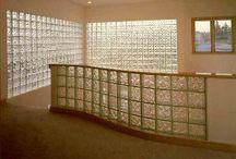 ladrillo de vidrio