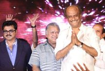 AISMK Party President Mr. Sarath Kumar at Superstar Rajnikanth Bi