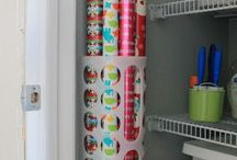 Home organization / by RL