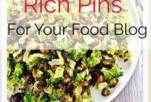 Food Blog Tips / 0