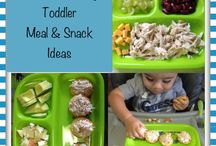 Toddler Meals & Snacks / Meal plans and ideas for the little ones.  / by Hiccups and Sunshine