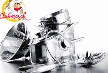 Beberapa Tips Cara Membersihkan Peralatan Dapur Dari Alumunium