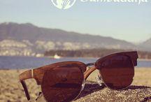 Sunglasses / Bambuddha: Bamboo Sunglasses