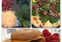 Healthier Recipes / by Tanya Swanson Easley