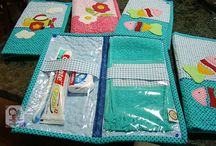 Kit Higiêne Bucal - Patchwork