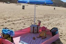 Beach Day Fun