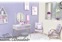 Chambres bambins: CC utilisé